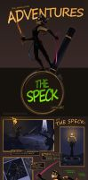 The Speck! by Altalamatox