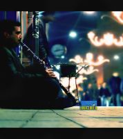 the clarinetist by dayss
