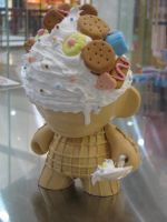 cookie-dough munny by hleexyooj