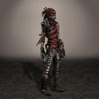 Borderlands 2 Mordecai by ArmachamCorp