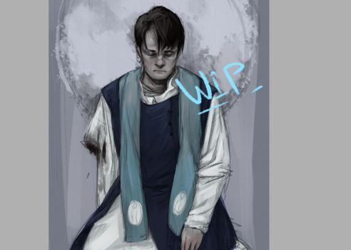 WIP JourneuQuest Carrow by chAsMou