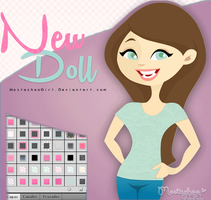 New Doll by MostachooGirl