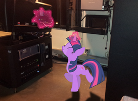 Twilight the Projectionist by EMedina13