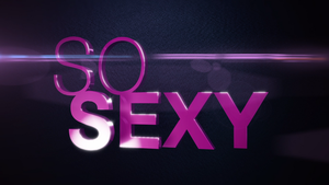 So Sexy Cinema 4D Introduction by KHKreations