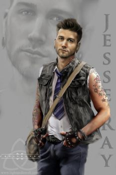 Jesse - Cursed Hearts by SteveDeLaMare