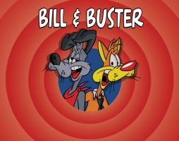 Bill and Buster by N8KELLY