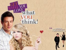 Cory and Taylor Wallpaper by gahhstar