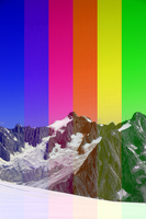 Trippy Mountains by herrerarausaure