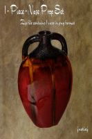 Cutout - Vase - lighter by justiej