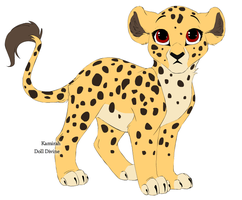 Lion King OC by Cartoonfangirl4