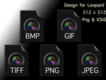 Set Icons Aperture Image File by zobbit