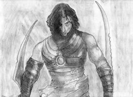 Prince Of Persia Warrior Withi by divjace