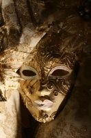 venetian mask by surlycat