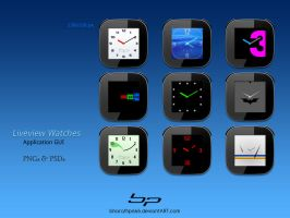 Android: LiveView Watches by bharathp666