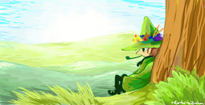 Snufkin Muro by CatusSnake