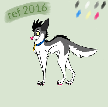 zeal ref by King-Canine
