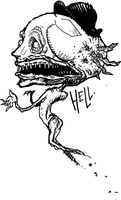 Hell by sugarpolyp