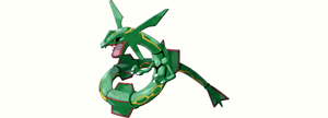 Rayquaza by scriptureofthescribe