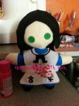 Alice Lidell plush by fromzombieswithlove