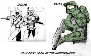 Improvement 2013 by wildcats25