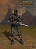 Imperial Agent by Master-Cyrus
