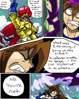 DZ: Royal Growing Pains Pg3 by BlueIke