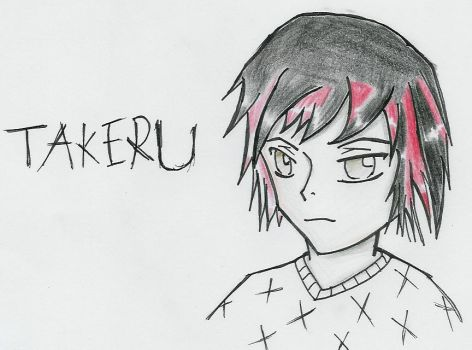 takeru by awqaw