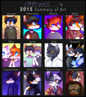 art summary by captyns