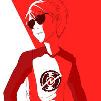 Dave Strider by dontevenknow-anymore