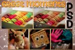 +GreatMoments PSD by SellyEditions