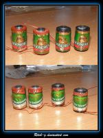 Moosehead Coils by ritch-g