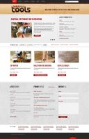 Web design BYT by camilojones