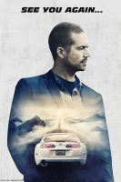 Paul Walker Tribute by Baku-Project