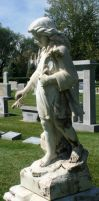 Mount Olivet Cemetery 58 by Falln-Stock