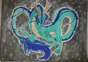 Coloney 9-Night Dragon1 by samdragon57