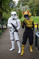 New buddy by spitfire-productions