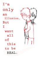 Only An Illusion by yami-joey