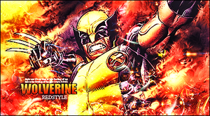 Wolverine by Red-wins