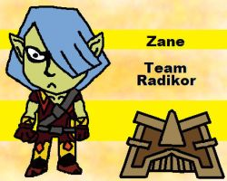 Team Radikor - Zane by Zleh