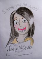 (The World Of Modieval) Fearne McCrowne by JoshGarciaArtworks