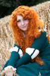 Merida (Brave) :: 02 by Deathly-Sora