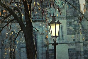 Street-Lamp by FredyHannover