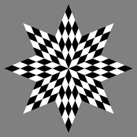 Chess octastar by 10binary