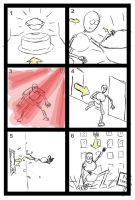 Cereal Storyboard 1 by HereticLosMorte