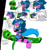 redo pic chaoscroc page 2 by queenmafdet