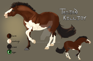 REF | Trojan Killjoy by Fargonon