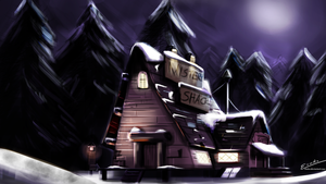 Gravity Falls: Forest of Mystery by Esuka