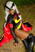 Queen of Wakanda by TheBigTog