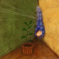 to pupate by ligreego