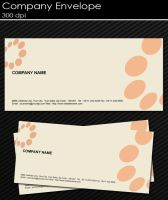 Company Envelope by dimplegal